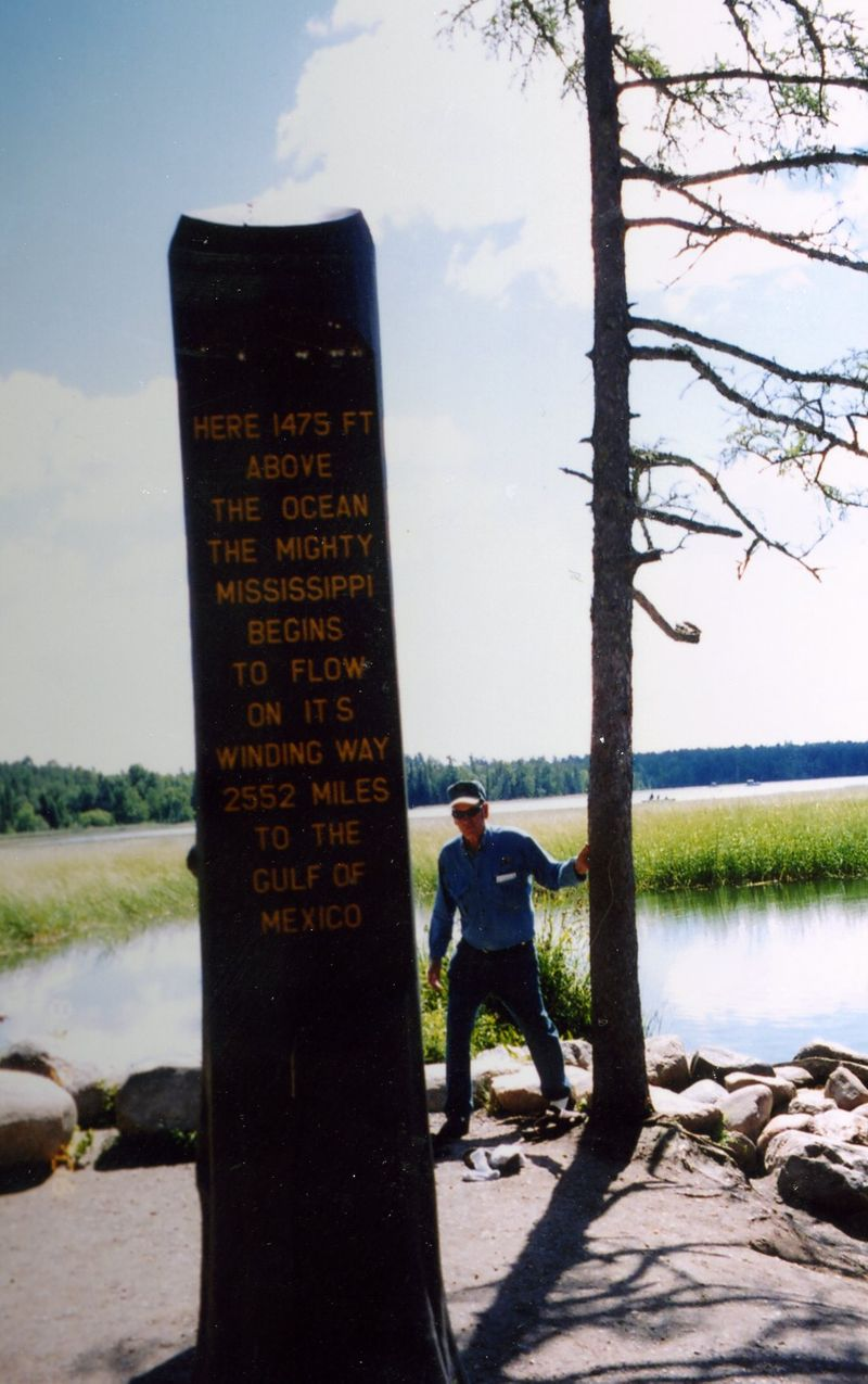 Itasca Sign